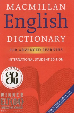 English Dictionary For Advanced Learners (Macmillan)