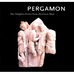 Pergamon : The Telephos Frieze From The ... (Harry S. ,III Parker)