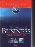 Dictionar De Business Englez-roman (***)
