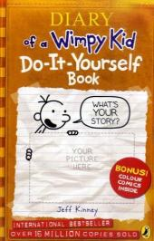 Diary Of A Wimpy Kid - Do-it-yourself Book (Jeff Kinney)