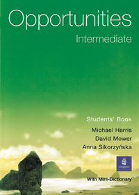 Opportunities Intermediate Students Book (Michael Harris, David Mower)