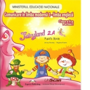 Fairyland 2 Manual Comunicare In Limba M... (Jenny Dooley, Virginia Evans)